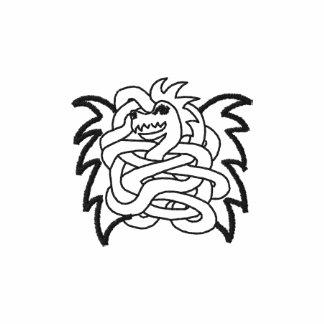 Dragon Knot golf Polo Shirt