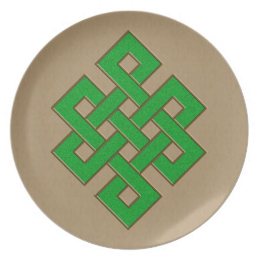 Dragon Knot Plate