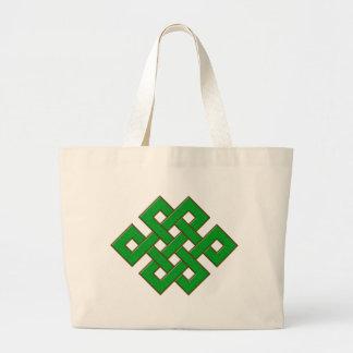 Dragon Knot Tote Jumbo Tote Bag