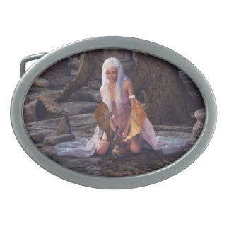 Dragon Lady Belt Buckle
