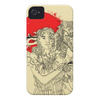 dragon lady iPhone 4 Case-Mate case