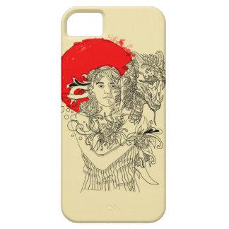 dragon lady iPhone SE/5/5s case
