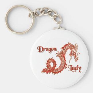 Dragon Lady Key Chains