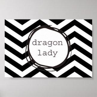 Dragon Lady Poster