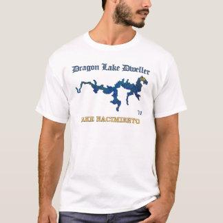 Dragon Lake Dweller Lake Nacimiento T-Shirt