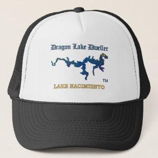 Dragon Lake Dweller Lake Nacimiento Trucker Hat