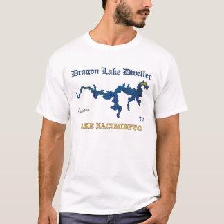 Dragon Lake Dweller Logo T-Shirt