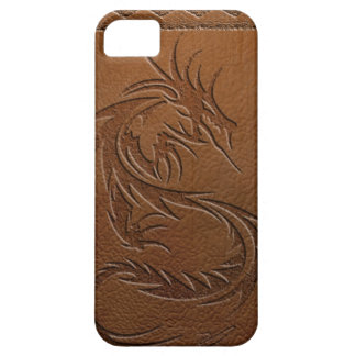 Dragon leather iPhone SE/5/5s case