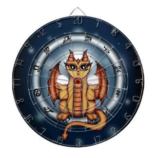 Dragon Libra Zodiac Dart Boards