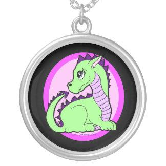Dragón lindo de Kawaii Pendiente