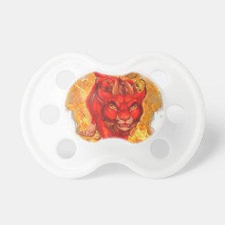 dragon-lion pacifier