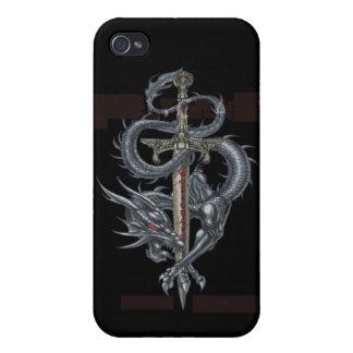 dragon-logo iPhone 4/4S case