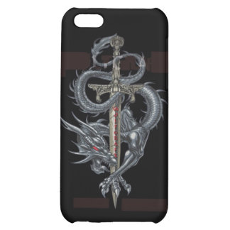 dragon-logo case for iPhone 5C