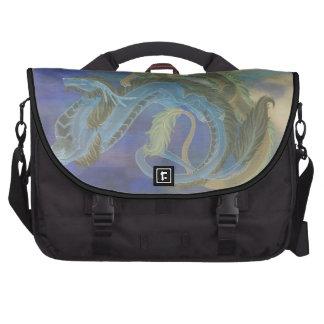 Dragon Love Laptop Messenger Bag