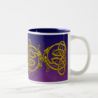 DRAGON LOVE COFFEE MUG
