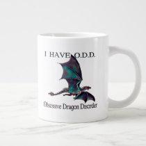 Dragon Lovers Mug Jumbo 20oz