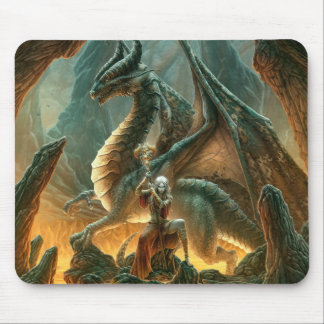 Dragón Mage Mousepad
