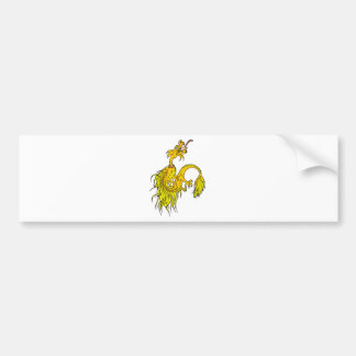 Dragon Magic 17 Bumper Sticker