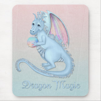 Dragon Magic Mouse Pad
