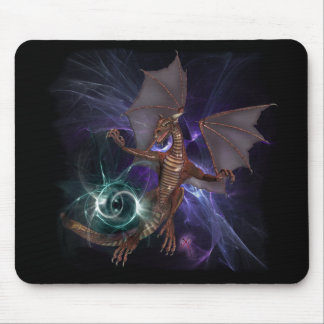 Dragón mágico Mousepad Alfombrilla De Raton