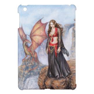 """""""Dragon Maiden"""" iPad Case iPad Mini Case"""