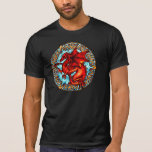 Dragón majestuoso camiseta