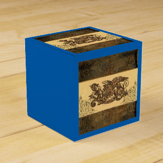 Dragón maravilloso caja para regalos de fiestas