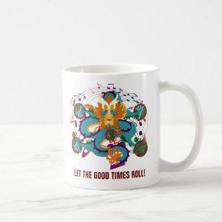Dragon Mardi Gras 2 Louisiana Coffee Mug