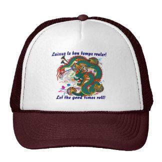 Dragon Mardi Gras View notes please Trucker Hat