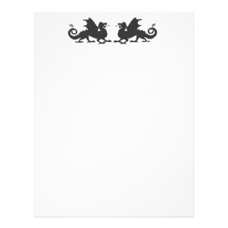 Dragon Masterpiece Letterhead
