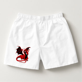 Dragon Men's Boxercraft Cotton Boxers