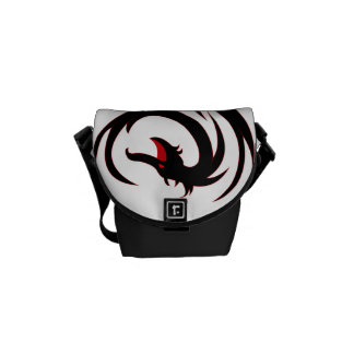 Dragon Messenger Bags