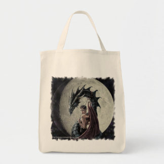 Dragon Mistress - Grocery Tote