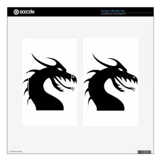 Dragon Monster Kindle Fire Skin