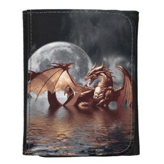 Dragon & Moon Fantasy Art Wallets