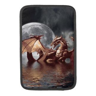 Dragon & Moon Fantasy Mythical MacBook Air Sleeve