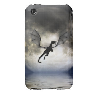 Dragon Moon  Iphone 3g Case/Cover iPhone 3 Case