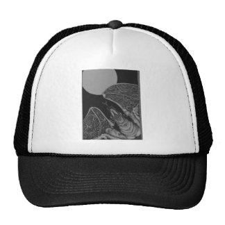 Dragon Moon Trucker Hat