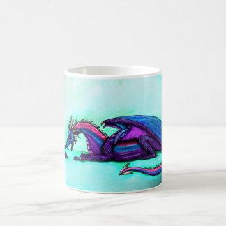 Dragon mother mug