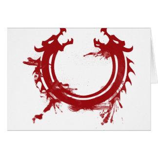Dragon Motive Card
