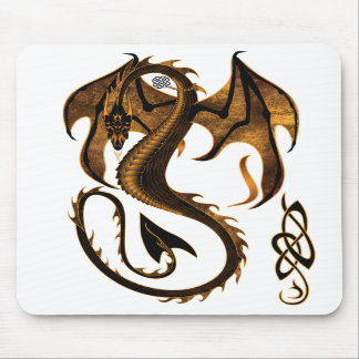 dragon mouse mats