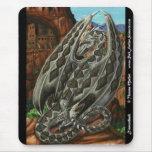 Dragón Mousepad de Diamondback Tapete De Ratones