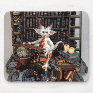 Dragón Mousepad de la biblioteca del MD