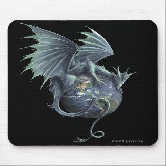 Dragón Mousepad de la tierra