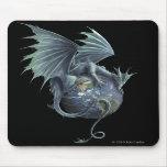 Dragón Mousepad de la tierra Alfombrilla De Ratones