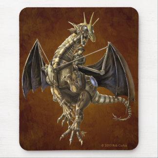 Dragón Mousepad del mecanismo Tapetes De Ratones
