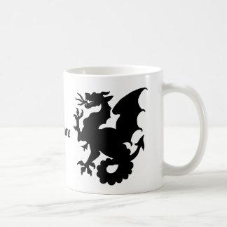 Dragon Mug Custom Personalized Name Mug For Him