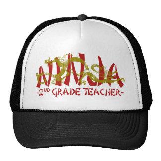 Dragón Ninja - 2do grado Gorro