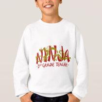 Dragon Ninja - 3rd Grade Sweatshirt