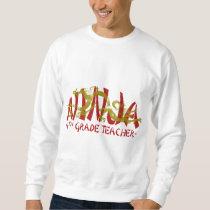 Dragon Ninja - 4th Grade Sweatshirt